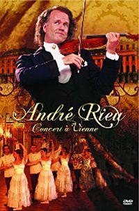 Cover André Rieu - Concert à Vienne [DVD]